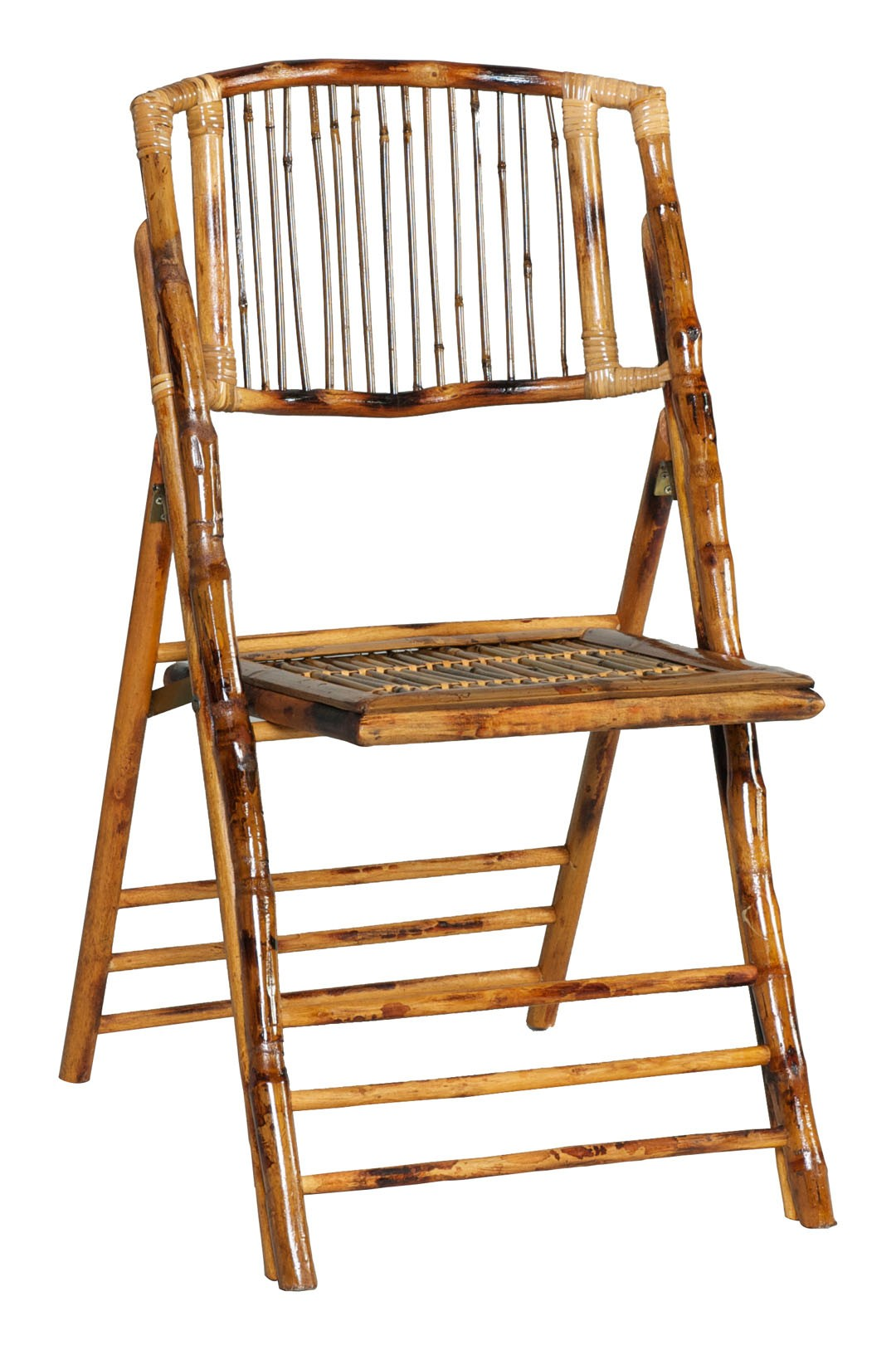 Bamboo Folding Chairs H O F Decor